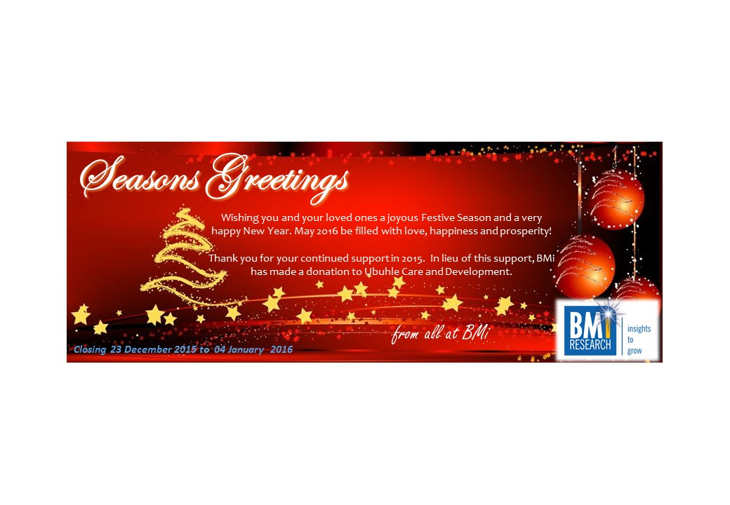 christmas email banner bmi