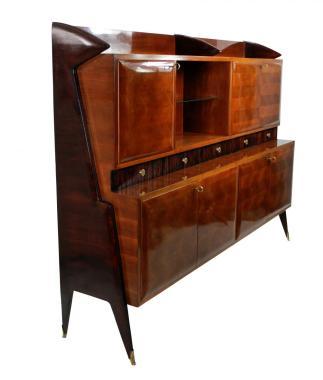 Mobili vintage: librerie e mobili bar