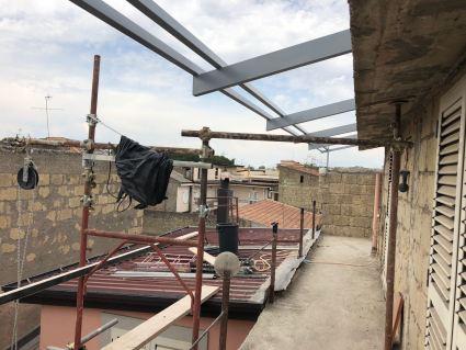 Restyling di un attico in chiave moderna