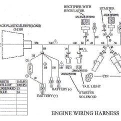 Gy6 Wiring Diagram Jensen Vm9311ts Engine Harness For Yerf Dog Cuvs 05138 Bmi