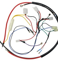 engine wiring harness for gy6 150cc engine 05711a bmi karts and gy6 150 wiring harness [ 2500 x 2281 Pixel ]
