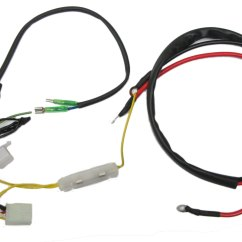 Gy6 Wiring Harness Diagram 2003 Gl1800 Engine For 150cc 05711a Bmi