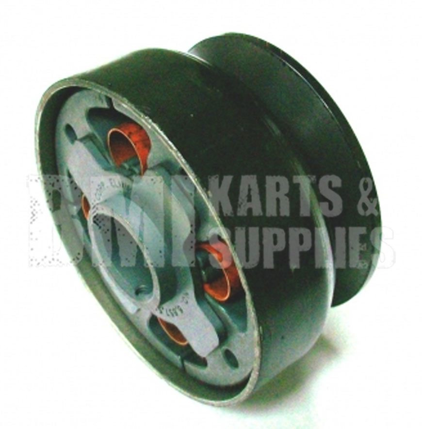 Hilliard Extreme Duty 1 Pulley with Bearings  404671