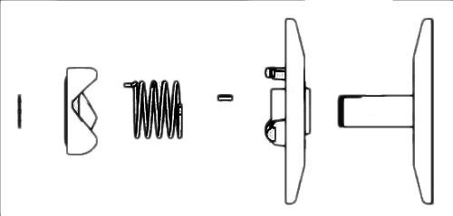 40 Series Torque Converter Driven Clutch 3/4