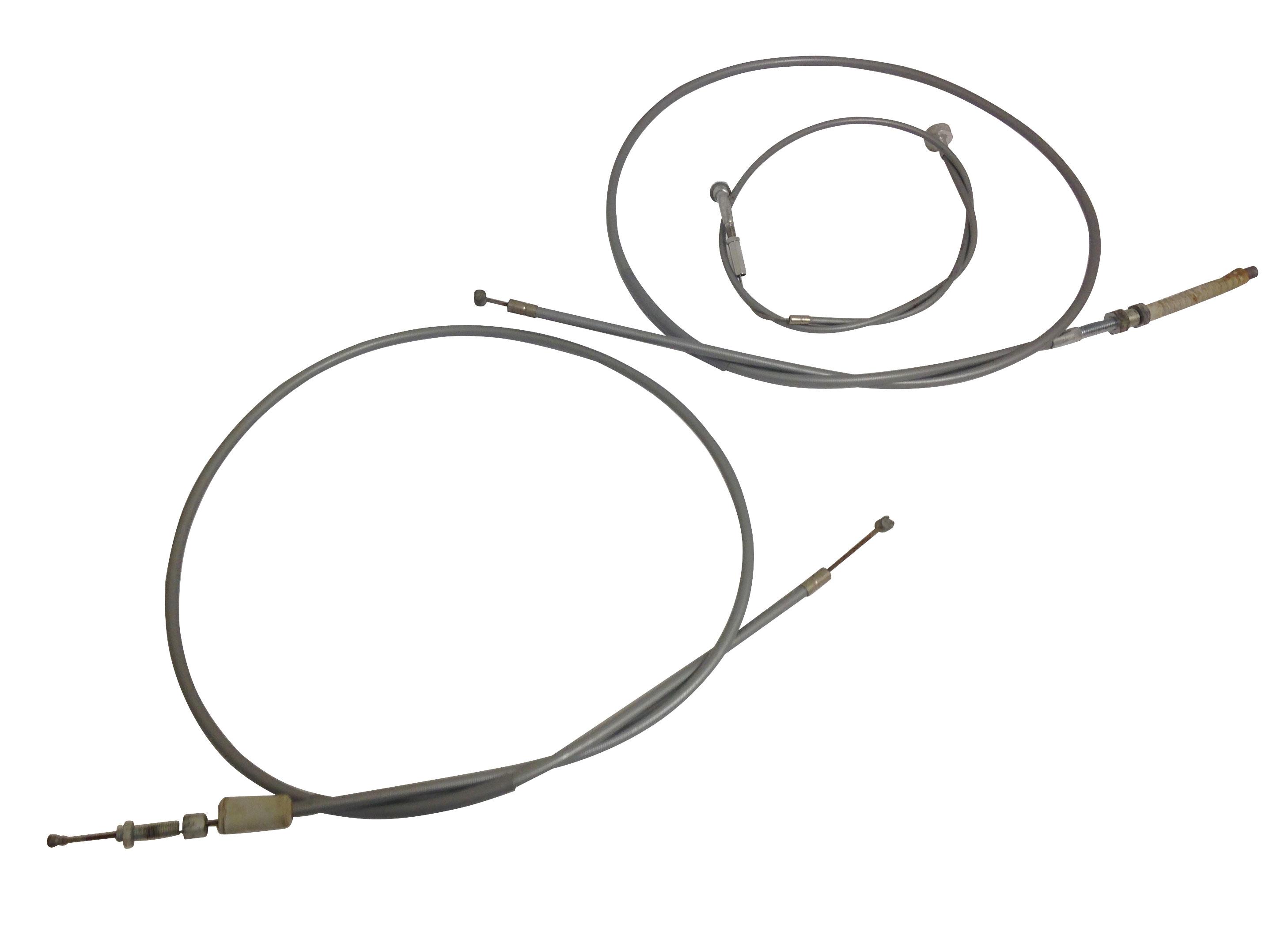 High Bar Cable Kit For Honda Cb160 Motorcycle