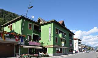Hotel Torena - where students will be staying