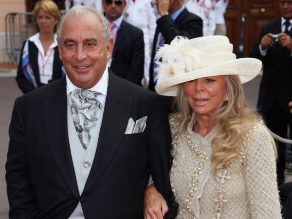 BHS: Tina Green denies family firms are based offshore for tax reasons