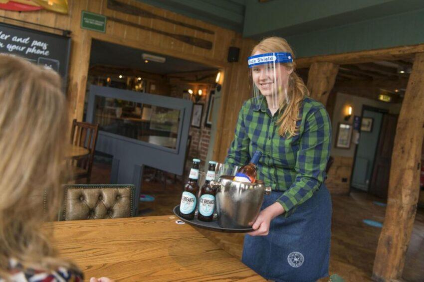 Greene King to shut dozens of pubs axing 800 jobs as curfew kills business