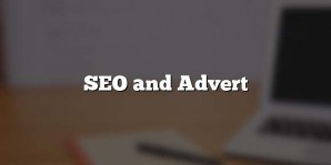 SEO and Advert