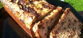 Cake Paléo banane chocolat 2