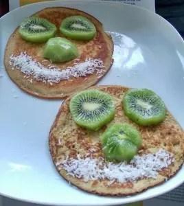 Les pancakes d'Alex G.