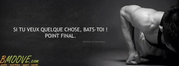 MOTIVATION SPORT bats toi
