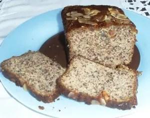 Le cake bananes-chocolat de Maria C.