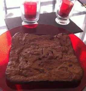 Les brownies Paléo de Nelly R.