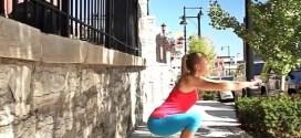 Comment pratiquer le Paléo Fitness chez vous, au bureau, etc... 4