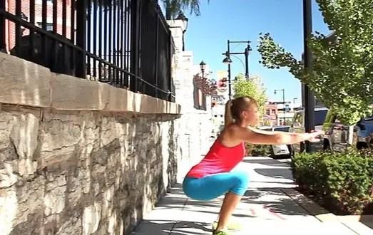 Comment pratiquer le Paléo Fitness chez vous, au bureau, etc... 1