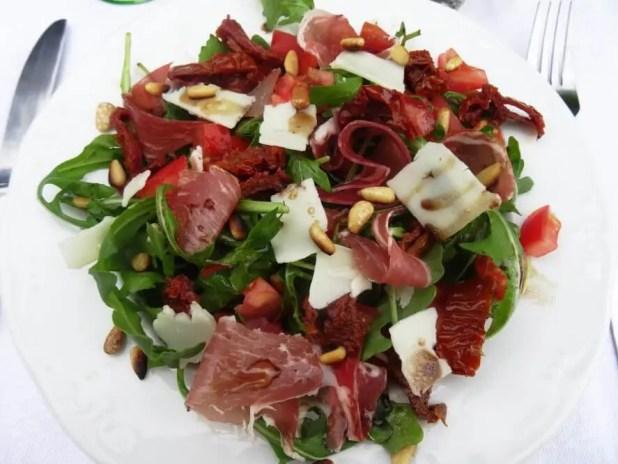 Salade italienne Paléo 2