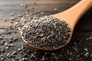 graines de chia : source de protéines végétales