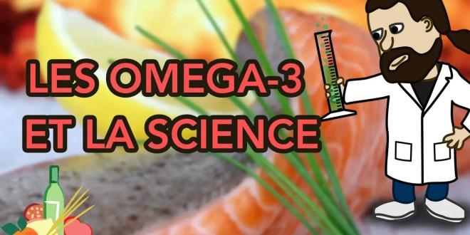 omega 3 - Les bienfaits santé