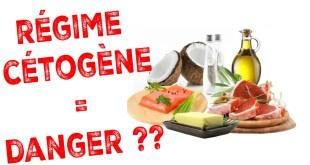 régime cétogène - danger