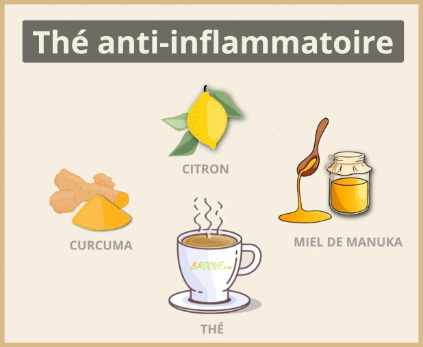 Thé antibiotique