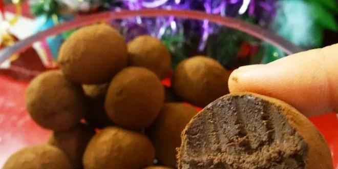 Recette Paléo spécial chocolat : les truffes tout chocolat 1