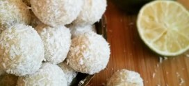 Truffes exotiques coco-citron vert 4