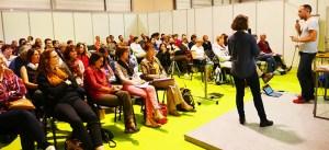 Blandine & Wilfried en conférence à Nantes