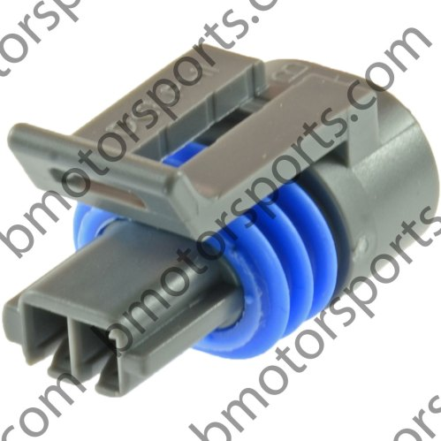 small resolution of gm delphi packard 2 way iat mat act sensor connector connector only