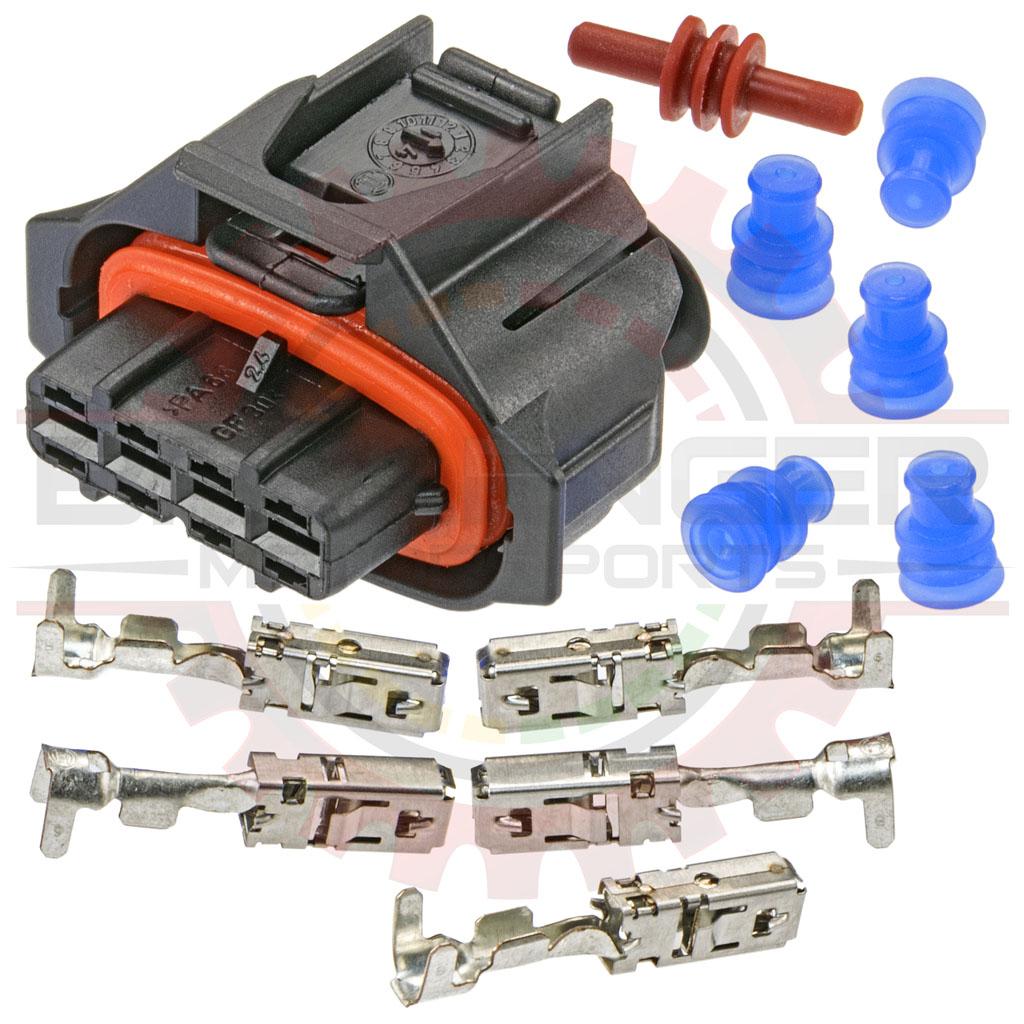 bosch map sensor wiring diagram plot line home  shop connectors harnesses 4 way
