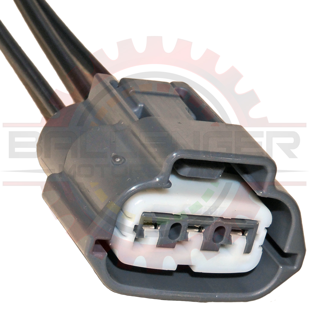 hight resolution of 3 way plug connector pigtail for nissan and mazda coils