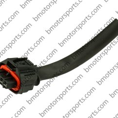 Bosch Map Sensor Wiring Diagram 2000 Sportster 1200 Home  Shop Connectors Harnesses Polaris