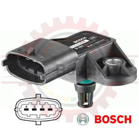 bosch map sensor wiring diagram 2003 jaguar x type home shop sensors pressure 4 bar tmap description