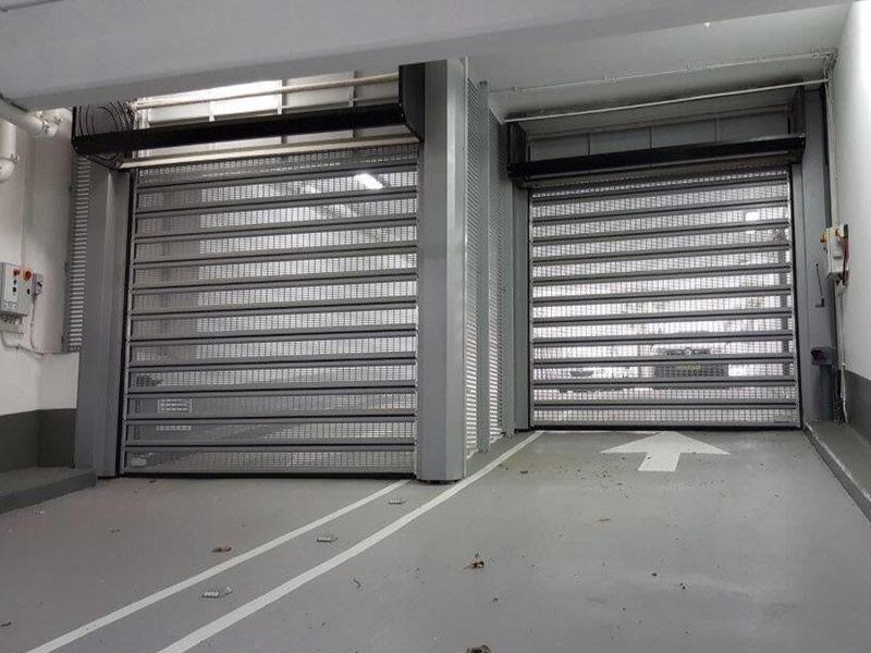 Garage Air Flow