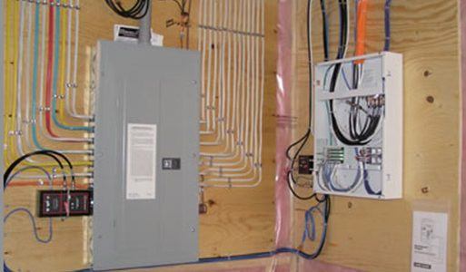 Panel Wiring To A Shed Moreover Residential Electrical Panel Wiring