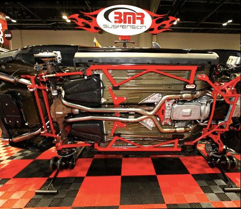 BMR Suspension PRI 2010 Orlando FL BMRs Full Line Of