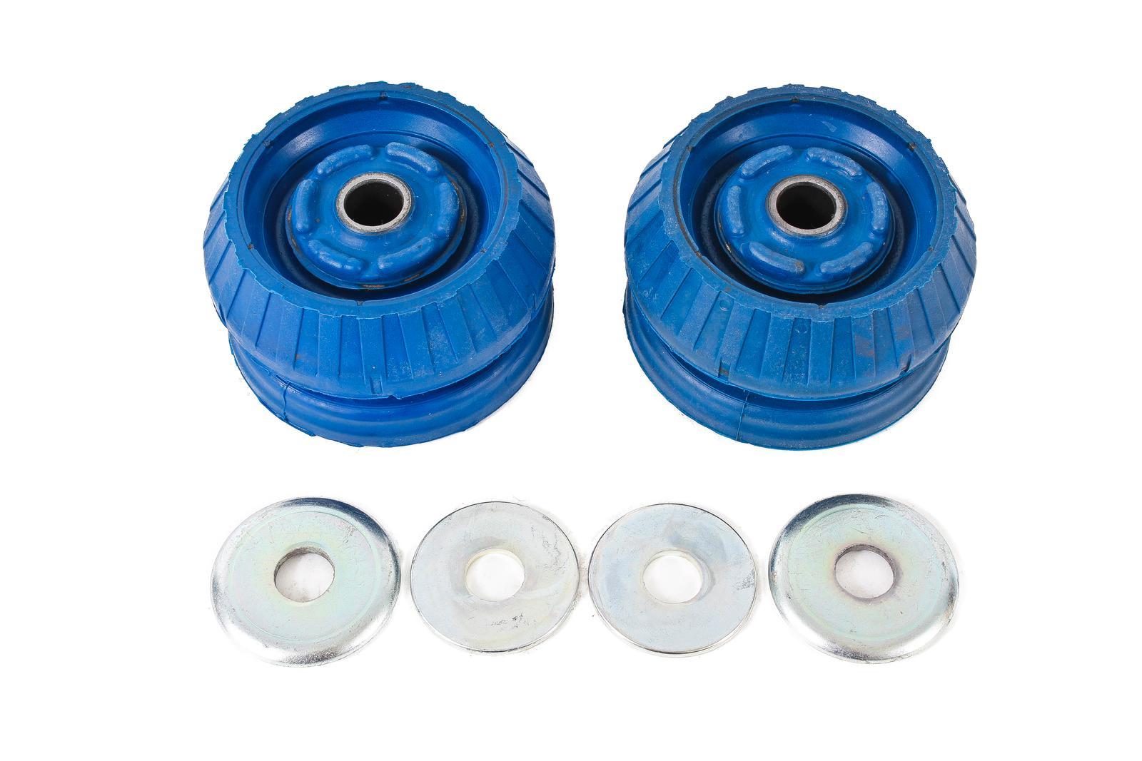 hight resolution of bmr suspension spf 1590ak bushing kit front strut mounts with bearings polyelast 2008 2009 pontiac g8