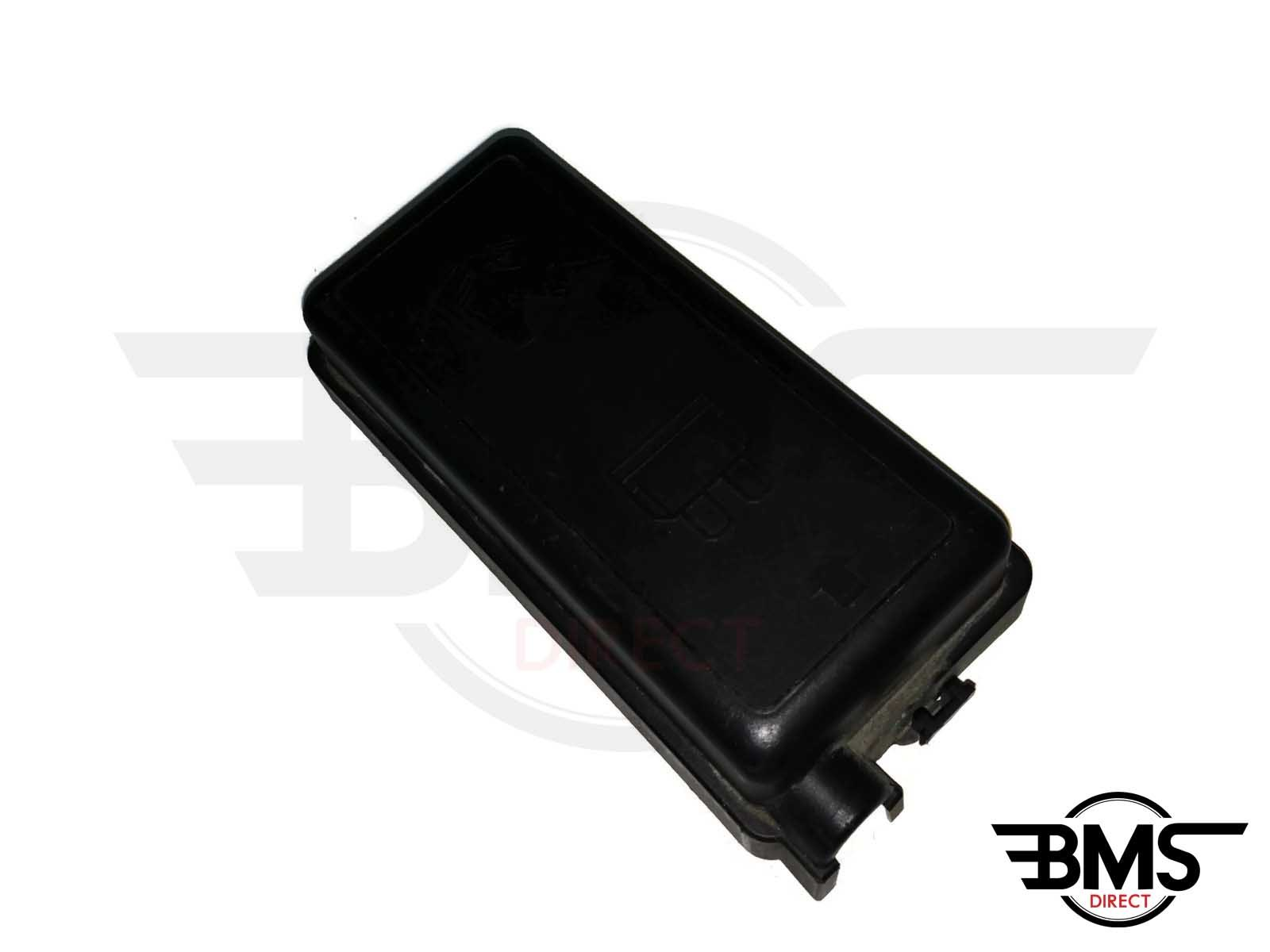 hight resolution of one cooper s jcw engine bay fusebox cover lid box r50 r53