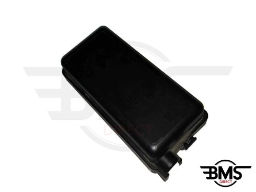 small resolution of one cooper s jcw engine bay fusebox cover lid box r50 r53