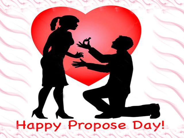 Top 25 cute awesome lovely romantic passionate happy - Boy propose girl with rose image ...