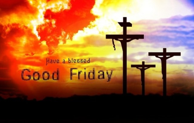 Emotional Good Friday Text Messages, Scraps, Colorings