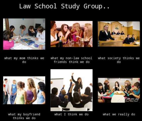 "10 Terrible, Quick Memes, Jokes On ""Law Students"" That'll ..."
