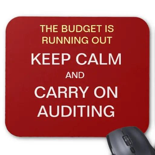 auditing joke