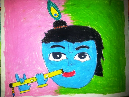 short essay on krishna janmashtami in hindi