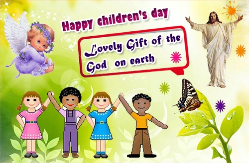 Top 3 Awesome Happy Children's Day 2014 SMS, Quotes ...