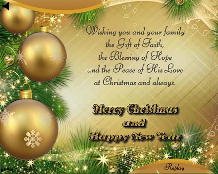 Happy Christmas SMS, Messages, Quotes, Wishes, Greetings, Wordings ...