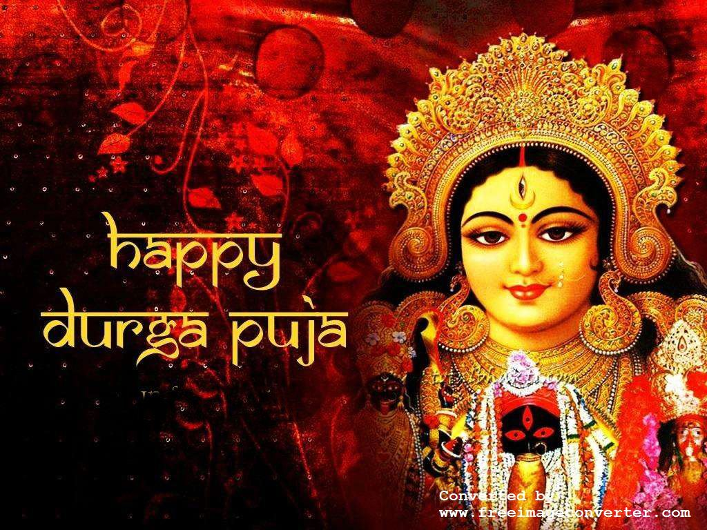 Durga Puja Hd Wallpaper: Celebrate Durja Puja 2015 With Amazing SMS And HD