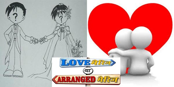 love marriage vs arranged marriage pdf
