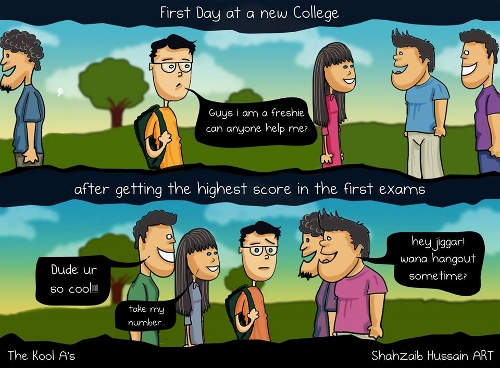 10 Cool Superb First Day At College Jokes Trolls Funny Status For