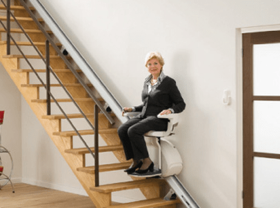 Stair Lifts Regain Access To Your Whole Home Latest Ameriglide Rubex Ac Stair Lift